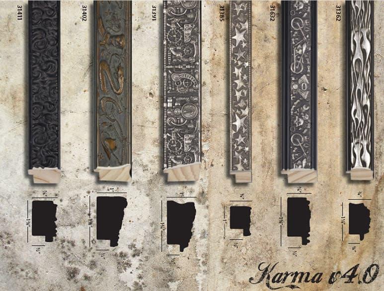 Larson juhl frames and moulding roma frames and moulding for Larson juhl